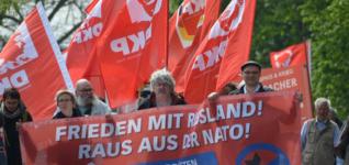 """Aufruf von DKP & SDAJ gegen die """"Siko"""""""
