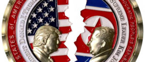 Kursverfall: Kaum geprägt, stürzte der Verkaufspreis der  offiziellen Gedenkmünze der US-Regierung zum Treffen zwischen Trump und Kim von 24,95 auf 19,95 Dollar.