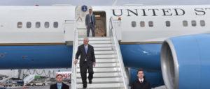 US-Außenminister Rex Tillerson bei seiner Ankunft in Ankara, Türkei (15.Februar) (Foto: U.S. Department of State)