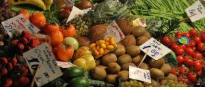 Selbst für in der Türkei angebautes Obst und Gemüse steigen die Preise. (Foto: CC0 Creative Commons)