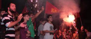 Wahlkampfveranstaltung der KKE (Foto: KKE)