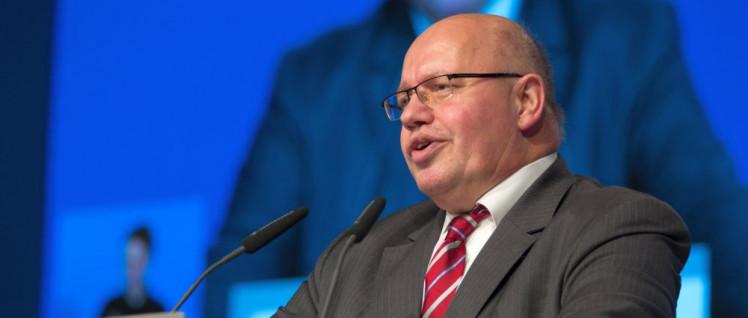 Peter Altmaier, Merkels Mann für alt/neue Strategien (Foto: Olaf Kosinsky / kosinsky.eu)
