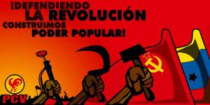 """""""Verteidigen wir die Revolution– Errichten wir die Volksmacht!"""""""