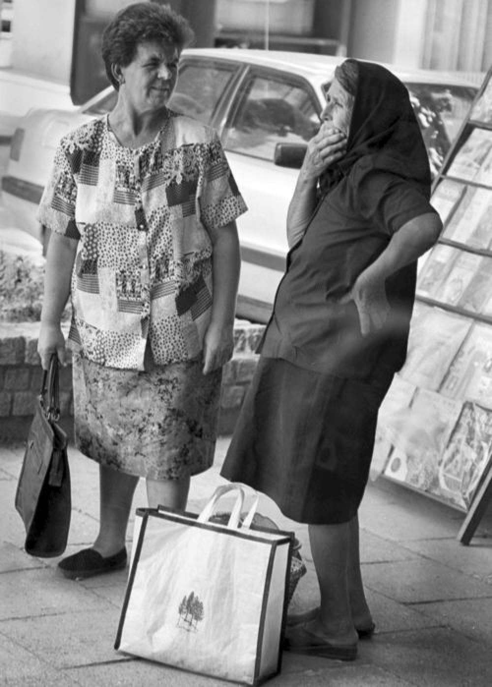 Sonntagsmarkt in Varvarin