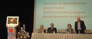 6. Bundeskongress der VVN/BdA (Foto: Andrea Hackbarth)