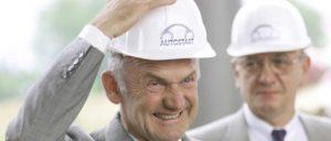 Ohne Ferdinand Piëch stünde VW heute nicht da, wo der Konzern heute steht.  (Foto: © 2019 by Volkswagen AG)