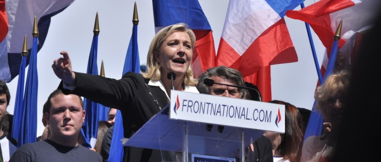Front National – die neue Arbeiterpartei? (Foto: Blandine Le Cain/flickr.com/CC BY 2.0)