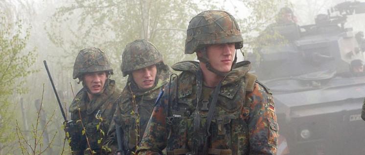 Trotz ideenreicher Werbefeldzüge hat die Bundeswehr eklatante Nachwuchsprobleme. (Foto: Gemeinfrei)