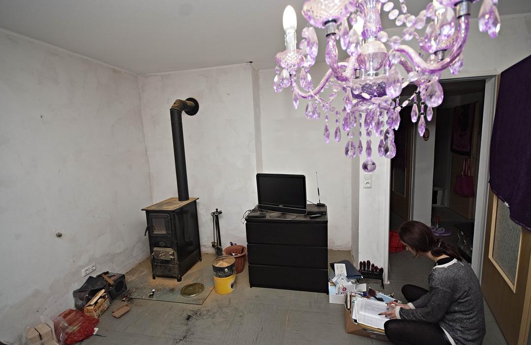 Armut in Deutschland, Ausstellung der Fotografengruppe r-mediabase