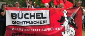 Die DKP 2018 in Büchel (Foto: Männe Grüß)