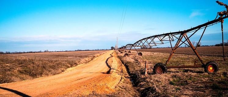 Wasser für die Felder wird knapp – Anlagen stehen still. (Foto: gemeinfrei)
