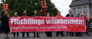 Gegen rechte Gewalt in Berlin (Foto: Gemeinfrei)