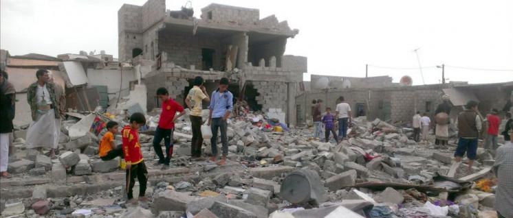 Nach dreieinhalb Jahren Krieg gegen den Jemen sind die Saudis ihren Zielen nicht viel näher, aber der Jemen zunehmend unbewohnbar. (Foto: Almigdad Mojalli/VOA)