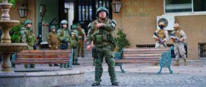 Das erste Mal seit dem Ende der Pinochet-Diktatur wird die chilenische Armee gegen die eigene Bevölkerung eingesetzt. (Foto: SrArancibbia / Lizenz: CC BY-SA 4.0)