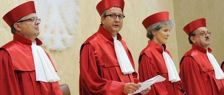 Es muss frustierend sein, als Richter nicht seine Arbeit machen zu können.