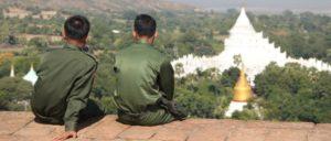 Kein buddhistisches Idyll: Noch immer hat die Armee die Macht, und große Teile des buddhistischen Myanmar unterstützen den Völkermord der Generäle an den muslimischen Rohingya. (Foto: Public Domain/CC0)