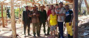 In solidarischer Hilfe und unter Verwendung lokaler Ressourcen wurden hunderte Häuser für Zuckerrohrarbeiter aufgebaut. (Foto: juventud rebelde / Yahily Hernández Porto)
