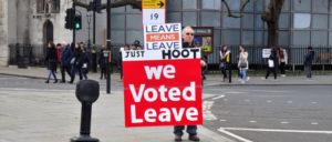 Raus gleich rechts? Wer jeden EU-Kritiker zum Rassisten erklärt, führt den Antifaschismus in die Sackgasse. (Foto: [url=https://www.flickr.com/photos/zongo/39739773413]David Holt[/url])
