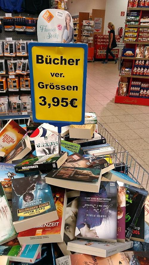 Über 50 000 Neuerscheinungen diverser Formate wurden in Frankfurt vorgestellt.