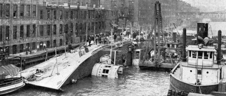 Das Eastland Disaster