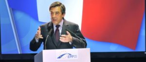Steht für weiteren, zügigen Sozialabbau: François Fillon (Foto: European People's Party)