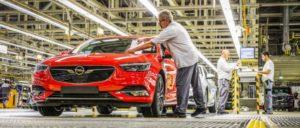 Insignia-Fertigung im Opel-Werk Rüsselsheim, Februar 2017 (Foto: Adam Opel AG)