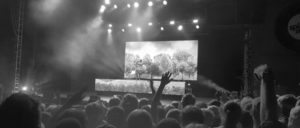 Das splash!-Festival zog 30 000 Besucher an (Foto: Lukas Bahn)