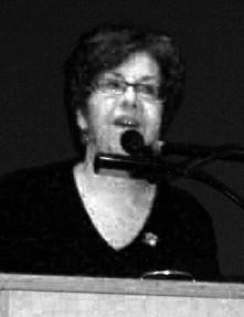 Hilke Sauthof-Schäfer ist Gewerkschaftssekretärin bei ver.di für den Bereich Gesundheit, soziale Dienste, Wohlfahrt und Kirchen