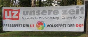 Das 20. UZ-Pressefest im Bild (Foto: Martina Lennartz)