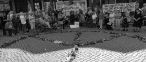 Hiroshima-Gedenken in Bremen (Foto: Hartmu Drewes)
