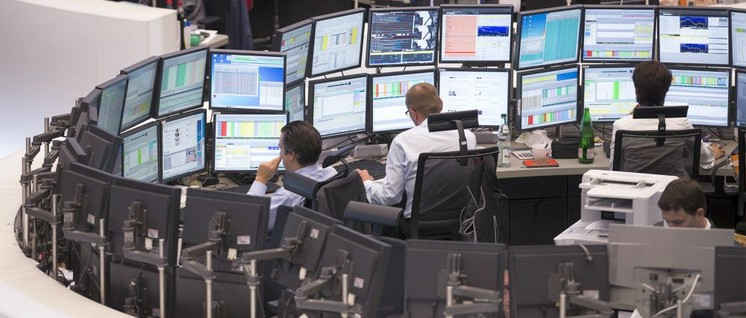 Die Aktie der ThyssenKrupp AG fliegt aus dem Dax . (Foto: Deutsche Börse)