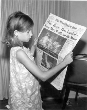 Zeitungen überschlugen sich vor Begeisterung, das Fernsehen war live dabei.