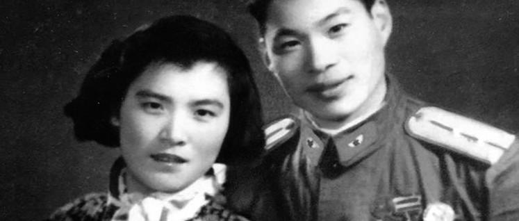 Marx immer wieder begegnet: Yang Heng (hier als junger Angehöriger der Volksbefreiungsarmee) ist heute Prof. em. und lebt in Schanghai.