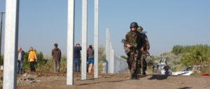 Ungarn baut einen Zaun. Demnächst auch die ganze EU? (Foto: Peter Tkac/flickr.com/CC BY-SA 2.0)