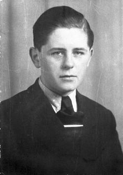 Helmuth Hübener (1925 – 1942) war der jüngste vom Volksgerichtshof zum Tode verurteilte und hingerichtete Widerstandskämpfer