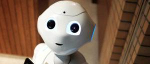 Humanoide Roboter sind ein Einsatzgebiet der Künstlichen Intelligenz. (Foto: Public Domain)