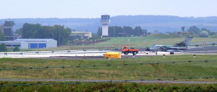 Auf dem Fliegerhorst Büchel lagern Atombomben, die mit diesen Flugzeugen ins Ziel gebracht werden können  (Foto: gemeinfrei)