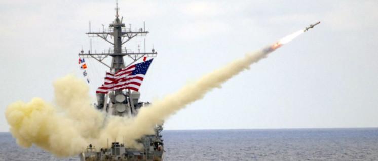 Letzte Meldung: US-Kriegsschiffe wie die USS Donald Cook werden im östlichen Mittelmeer zusammengezogen. (Foto: U. S. Navy)