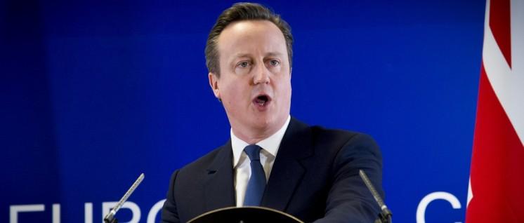 Der britische Premierminister David Cameron will in seinem Land über den Verbleib in der EU abstimmen lassen. (Foto: The European Union)