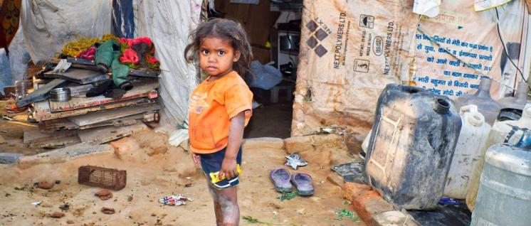 Armenviertel in Rio de Janeiro: Bolsonaro macht die spürbaren sozialen Errungenschaften der PT-Regierung rückgängig (Foto: Public Domain)