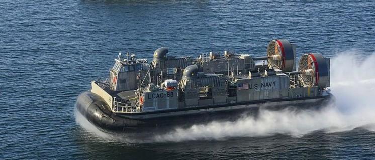 Landungsoperation beim BALTOPS-Manöver in den östlichen Ostsee-Anrainern (Foto: U.S. Navy photo/Timothy M. Ahearn)