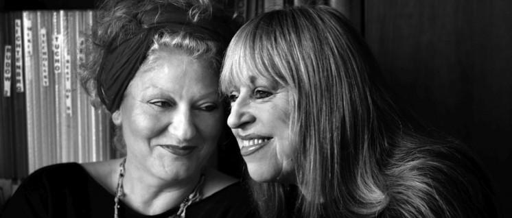Christine Reumschüssel (l.) und Gina Pietsch (Foto: privat)