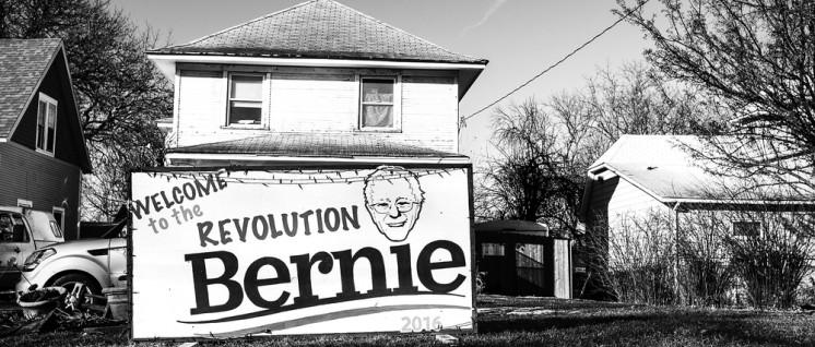 Bernie Sanders steht für die junge, linke Hoffnung. Das ist nicht wenig. (Foto: Phil Roeder/flickr.com/CC BY 2.0/https://www.flickr.com/photos/tabor-roeder/24460968020)
