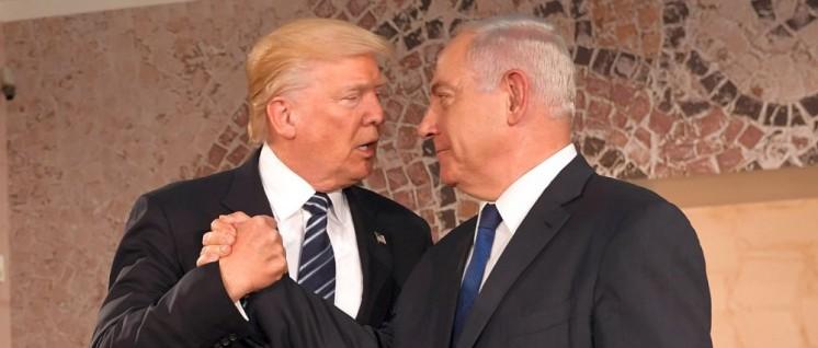Beste Freunde– für immer? (Foto: U.S. Embassy Tel Aviv)