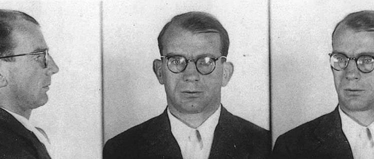 """Von den Nazis verfolgt und nach der Befreiung wie viele andere Widerstandskämpfer als """"Verräter"""" denunziert: Günter Weisenborn."""