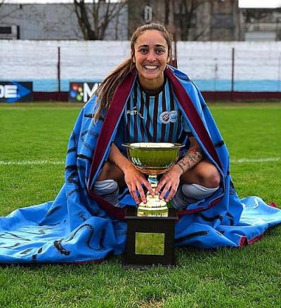 Macarena Sanchez Jeanney, Spielerin der UAI Urquiza