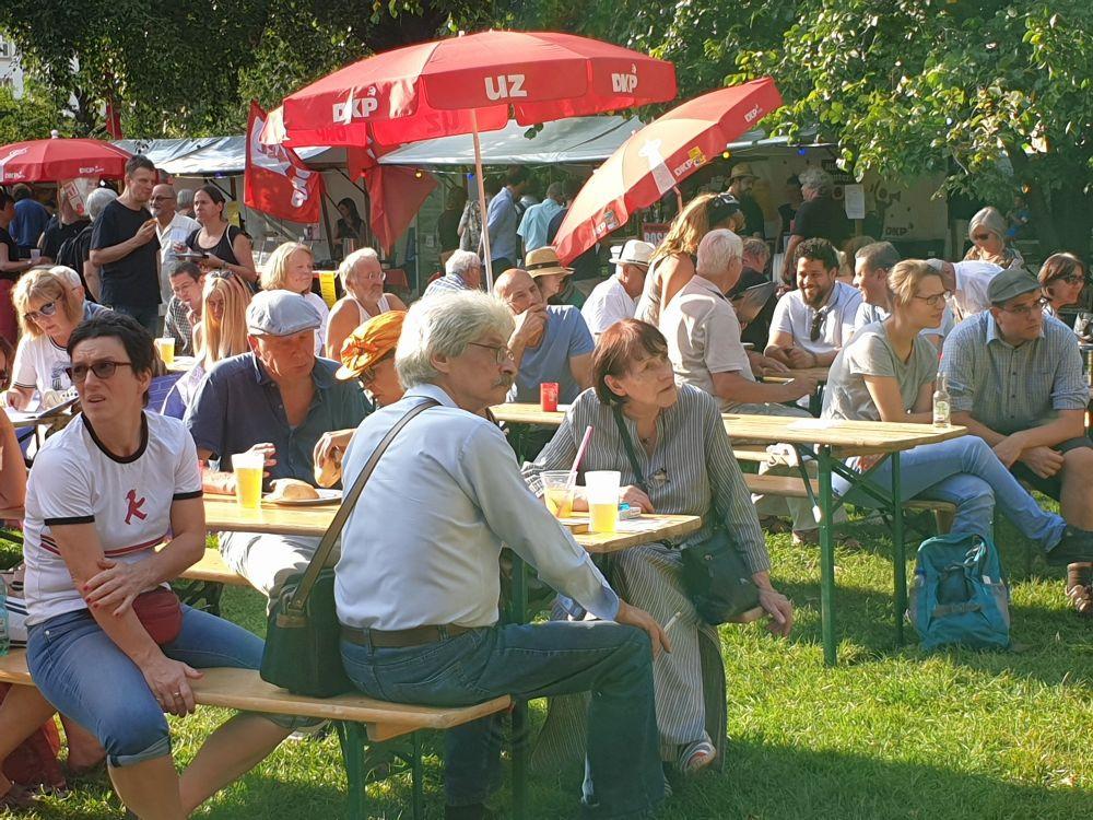 Sommerfest der DKP Berlin