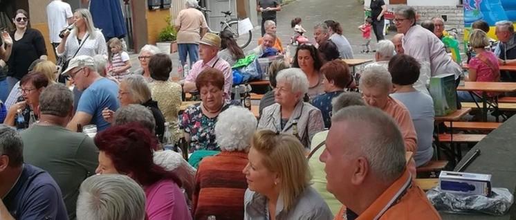 DKP-Kinderfest in Weibersbrunn (Foto: privat)