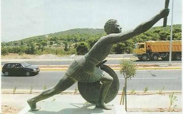Der Überlieferung nach lief Pheidippides über 42 km von Marathon nach Athen, um die Nachricht vom Sieg in der Schlacht gegen die Perser zu überbringen. Danach brach er tot zusammen. Das tun sie bis heute: die modernen Marathonläufer.