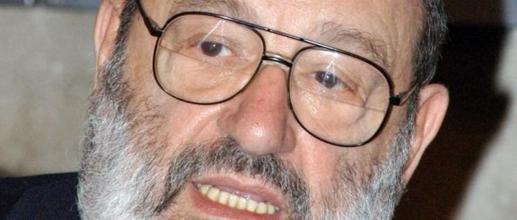Umberto Eco im Mai 2005 (Foto: Ufficio Stampa Università Mediterranea di Reggio Calabria/wikimedia.com/CC BY-SA 3.0)